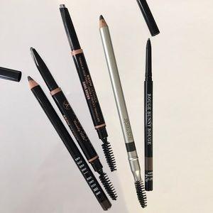 Selection of lightly-used eyebrow pencils